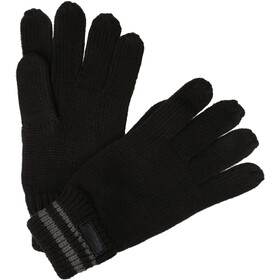Regatta Balton II Gloves Men black/asteroid